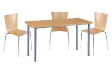 3 x PERROS bois / 1 x GLENAN bois : ensemble de mobiliers en location
