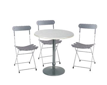 Ensemble de mobiliers en location : 3 x CARNAC / 1 x LOSQUET