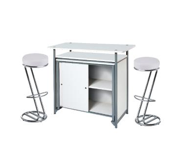 Location comptoir et tabourets bar ensemble 1 x philibert for Stand pour foire expo