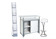1 x PHILIBERT blanc / 1 x PENHIR blanc / 1 x MAUGE blanc : ensemble de mobiliers en location