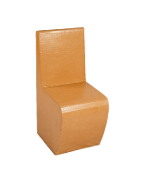 Location de mobilier : location chaise CARTON CHAISE