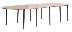 Location de mobilier : location table CEZEMBRE - 12 personnes
