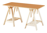 HOUAT : table réglable en location