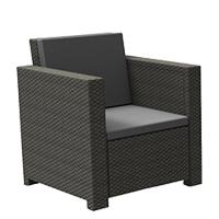 Location de mobilier : location fauteuil LEGE