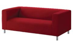 Location de mobilier : location canapé MOULLEAU tissu