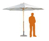 PARASOL : parasol en location