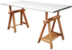 Location de mobilier : location table réglable SANSAIS