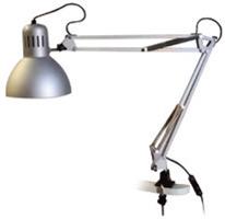 Location de mobilier : location lampe de bureau VINTAGE